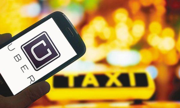 Guerra de Uber contra los taxistas