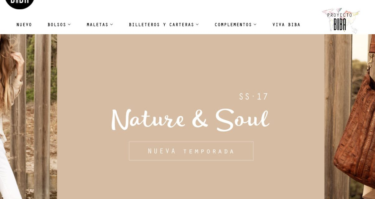 Bibashops, la ecommerce en complementos de moda