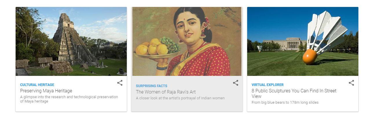 imagen de ejemplo de la plataforma de Google Art