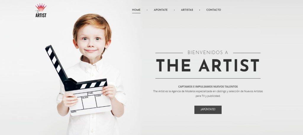 Agencia The Artist