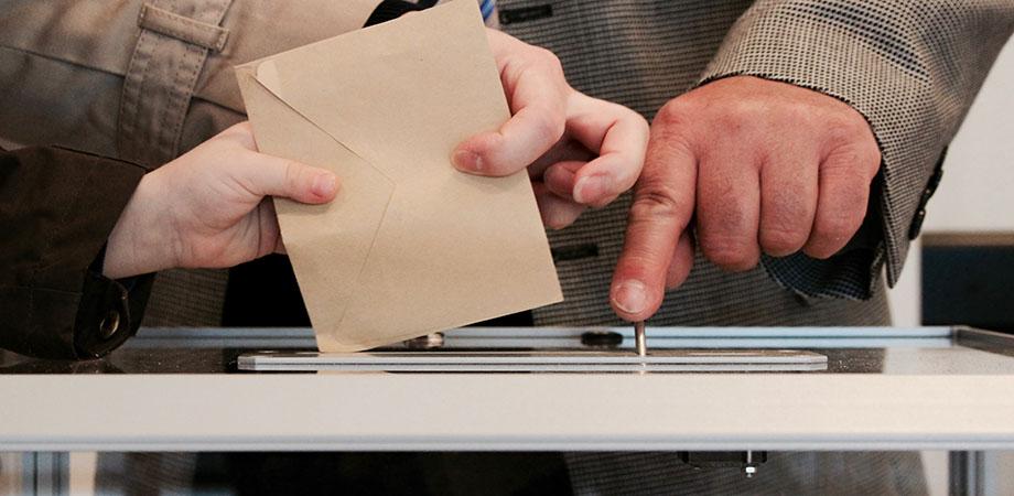Participación en votación
